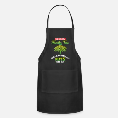 Tree Family tree - funny family saying - Apron