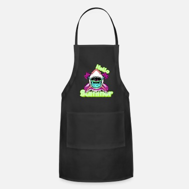 Backpacking vacay mode - Apron