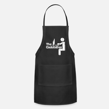 Computer Scientist computer scientist - Adjustable Apron