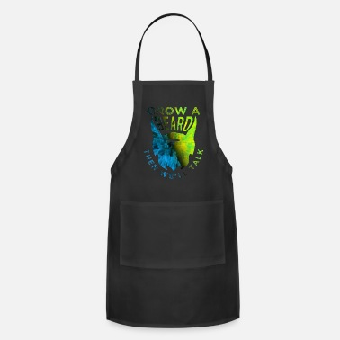 Facial Hair Beard facial hair mustache - Apron