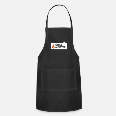 Grill Master I Am The Grill Master! - Adjustable Apron