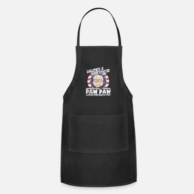 Paw Paw Paw For President Paw Paw Gifts - Adjustable Apron