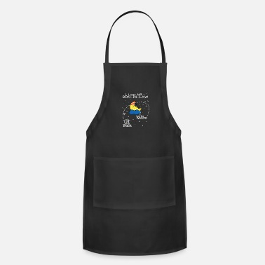 Son In Law Love Son In Law To Moon - Adjustable Apron