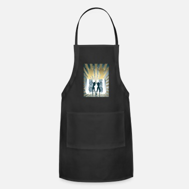 Loud Loud Speakers - Adjustable Apron
