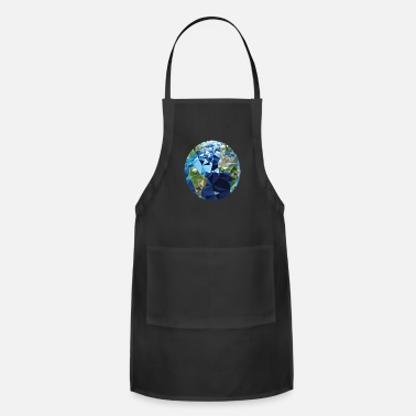 Vector Vector Earth - Adjustable Apron