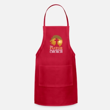 Church CHRISTIANITY: Awesome Church Pastor - Apron