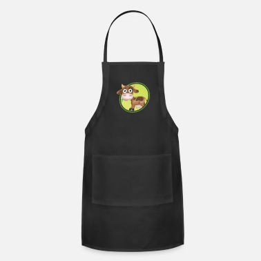 Cow Dairy cows funny - Apron