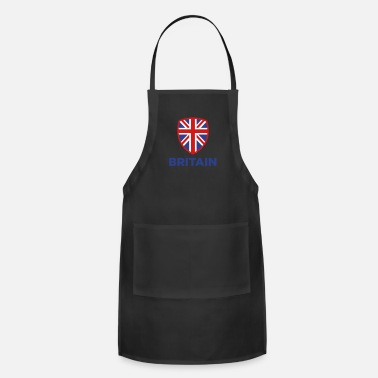 United Kingdom Of Great Britain National Flag National Flag Of Great Britain - Apron