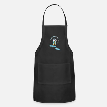 Spoof spoof the monkey - Adjustable Apron