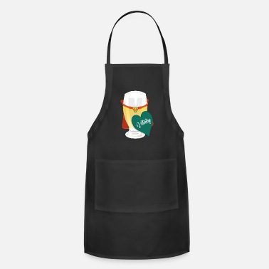 Fathers Day Gift Fathers Day Gift Father Beer Gift Present - Adjustable Apron