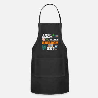 Science Science Chemistry Physics Biology Research - Apron