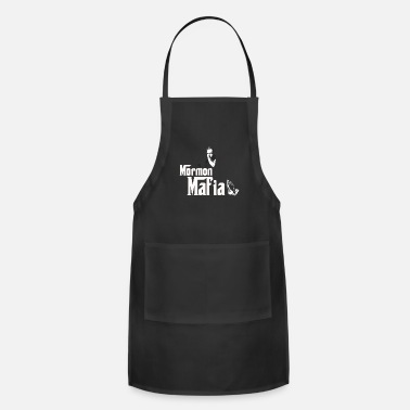 Mormon Mormon Mafia - Adjustable Apron