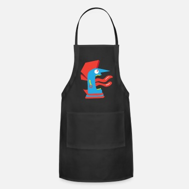 Post Post Punk - Adjustable Apron
