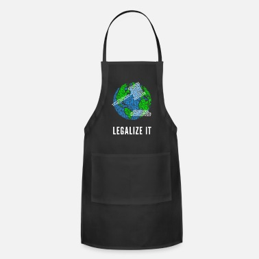 Freedom Legalize It - Adjustable Apron