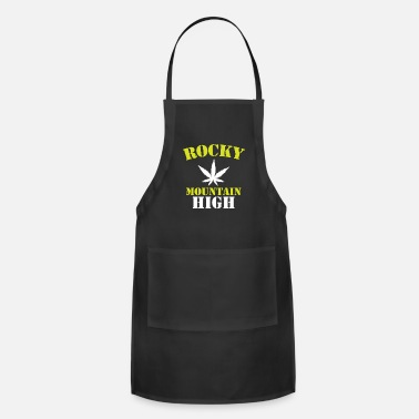 Rocky Mountains Rocky Mountain High - Adjustable Apron
