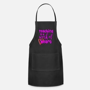 Teach TEACHING - Adjustable Apron