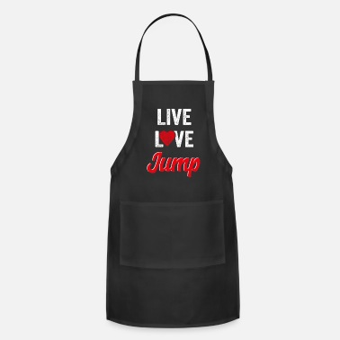 Broad Jump Long Jump - Apron