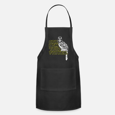 Cat I Am Your Father Scare Anger Cat - Apron