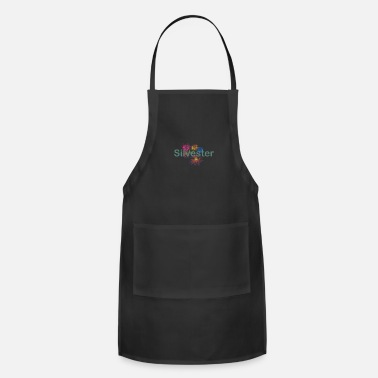 New German States Silvester new year party gift - Apron