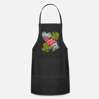 Rummy For Rummy player - Apron
