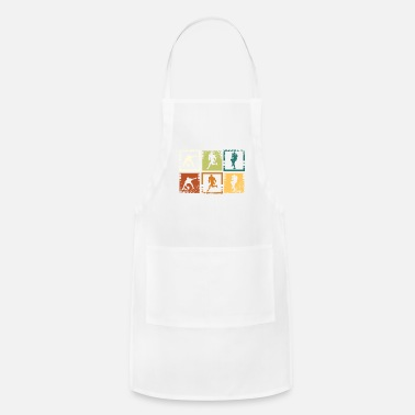 Splash American Football Retro - Apron