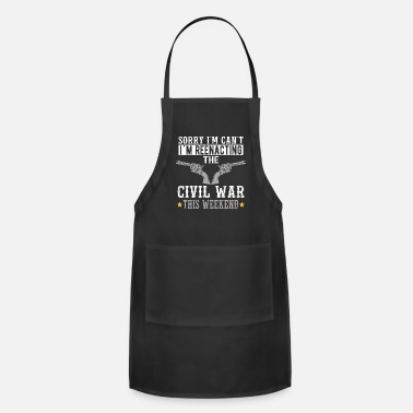 Jefferson CIVIL WAR / USA HISTORY / AMERICAN HISTORY GIFT - Apron