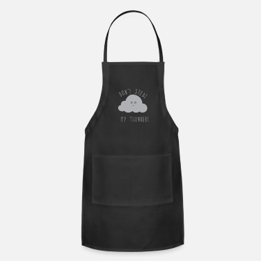 Cloudy A Cloudy Request - Apron
