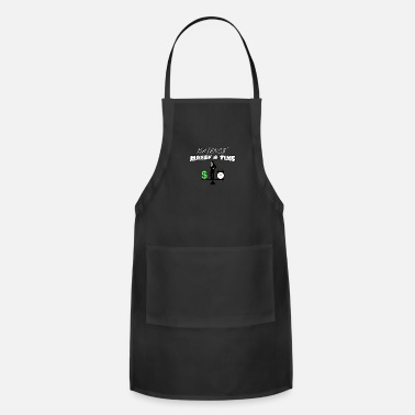 Wealth Wealth Wealth Wealth gift idea - Apron