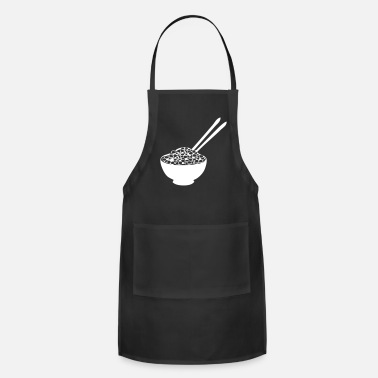 Meal Rice Meal - Adjustable Apron