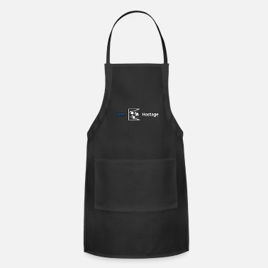 Rainbow Don t Fuze the Hostage - Apron