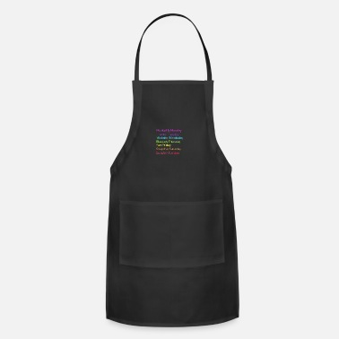 Week Week - Adjustable Apron