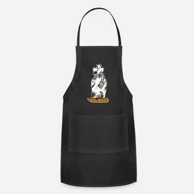 Grave grave - Adjustable Apron
