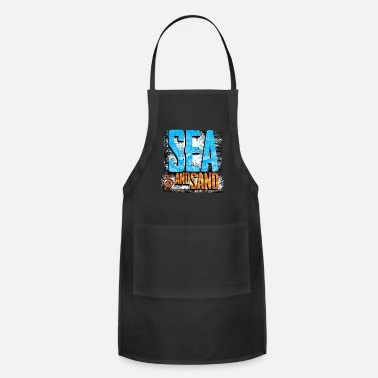 Sand sea and sand - Adjustable Apron