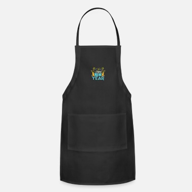 New Year's Day Newyear - Apron