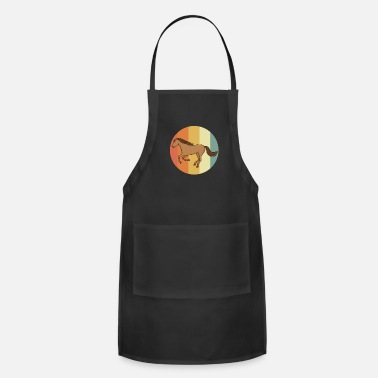 Horse Horse gift riding pony horses mare stallion - Adjustable Apron