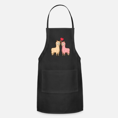 Couples Couples friend couple love girlfriend gift couple - Apron