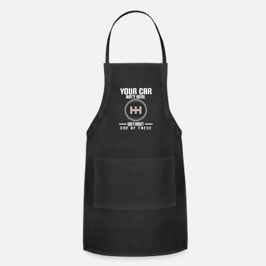 Renner Your Car Ain't Real Without one - Apron