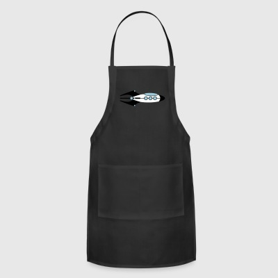 Toy rocket - Adjustable Apron