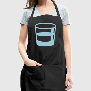 glass shot - Adjustable Apron