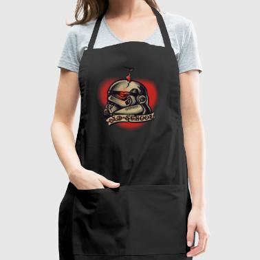 Old School - Adjustable Apron