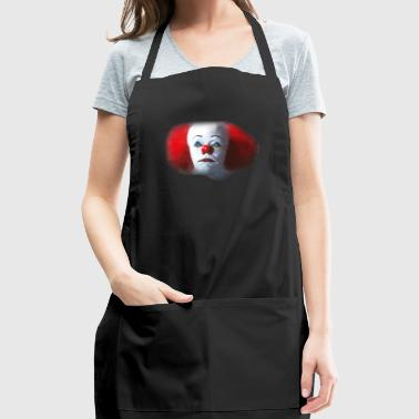 The Dancing Clown tshirts - Adjustable Apron