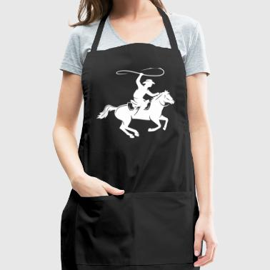 Horseman In The Fall - Adjustable Apron