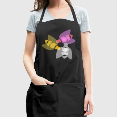 Colorful Insect - Adjustable Apron