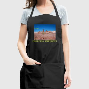 Perfectly imperfect (fun) - Adjustable Apron