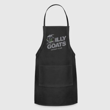 Dilly Goats Hockey - Adjustable Apron
