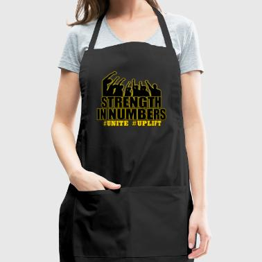 Strength in Numbers - Adjustable Apron