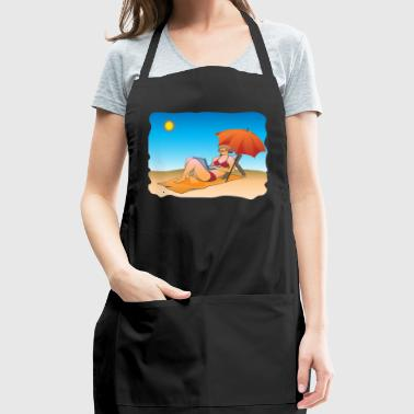 On a vacation - Adjustable Apron