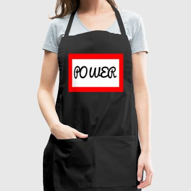 POWER - Adjustable Apron