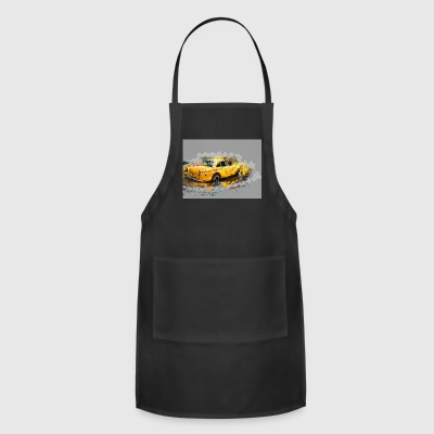 New York taxi - Adjustable Apron