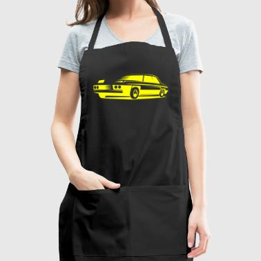 GIFT - CAR YELLOW - Adjustable Apron